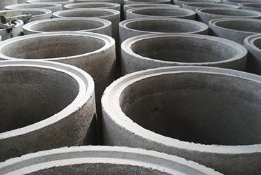 Кольца бетонные с четвертью