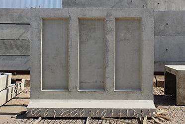 Стеновые блоки коллекторов (КС, КУ)