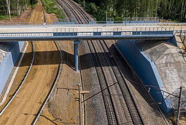 ЖБИ для железнодорожного строительства