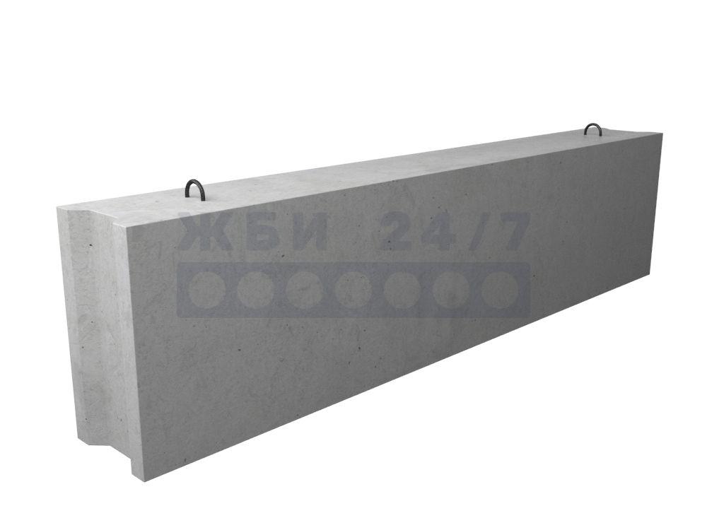 Купить фундаментый блок ФБС-24-3-6, цена на ФБС-24-3-6 в Москве с доставкой, характеристики